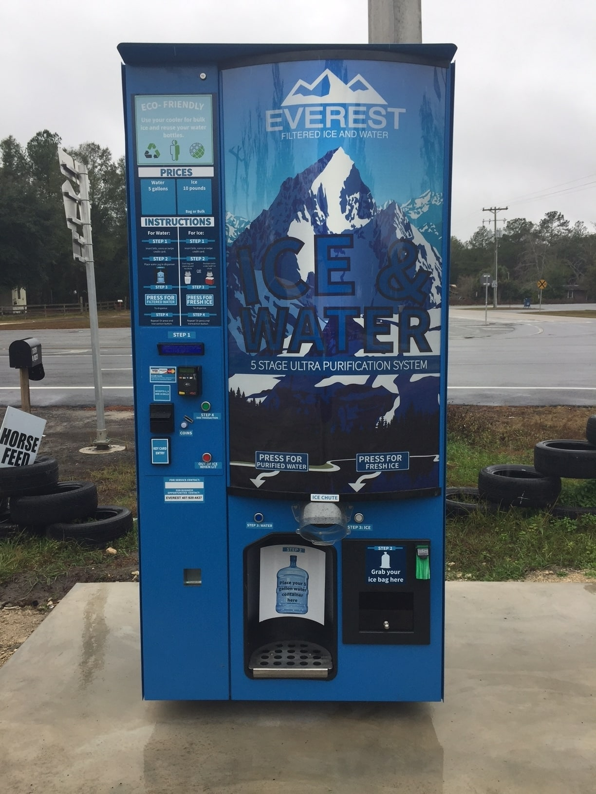 Everest Ice Machine
